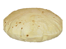 Fresh Whole Wheat Roti (10 Nos) 0 % Maida, 100% atta