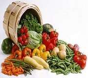 Fresh Vegetables / Fruits