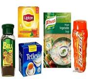 Coffee/ Tea/ Malt & Soups